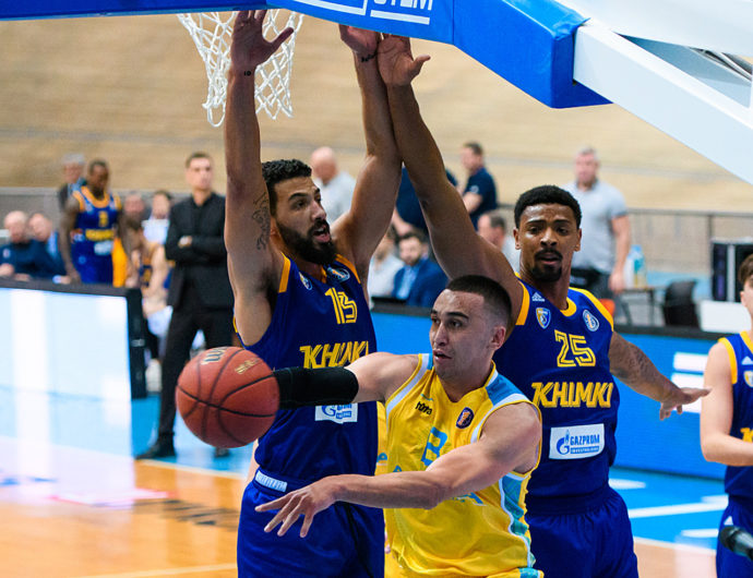 Astana vs. Khimki Highlights
