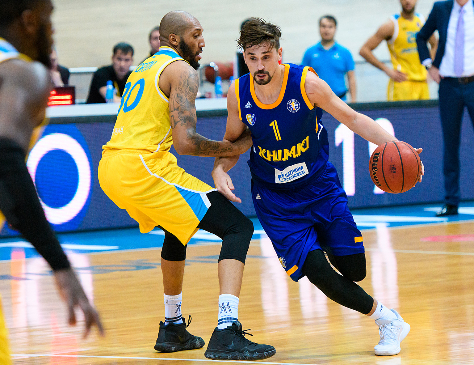 Shved, Khimki Cool Off Astana
