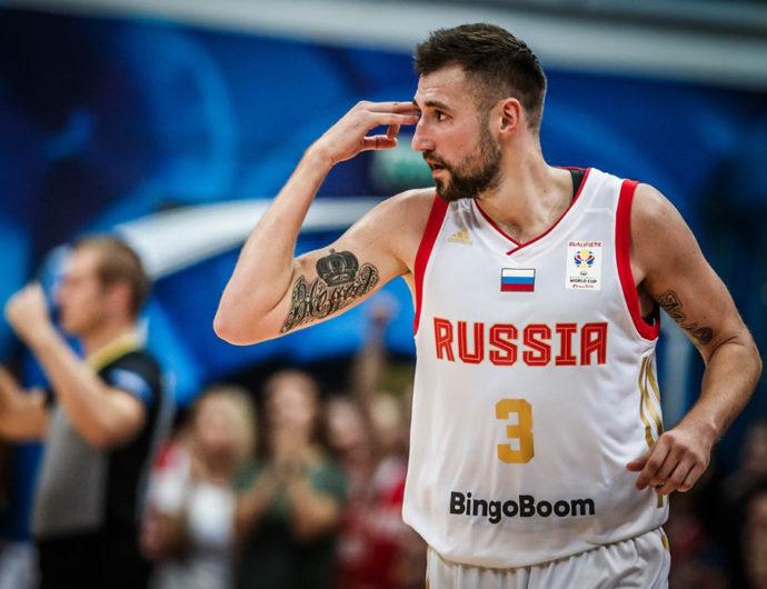 50 баскетболистов команд Лиги вызваны в сборные