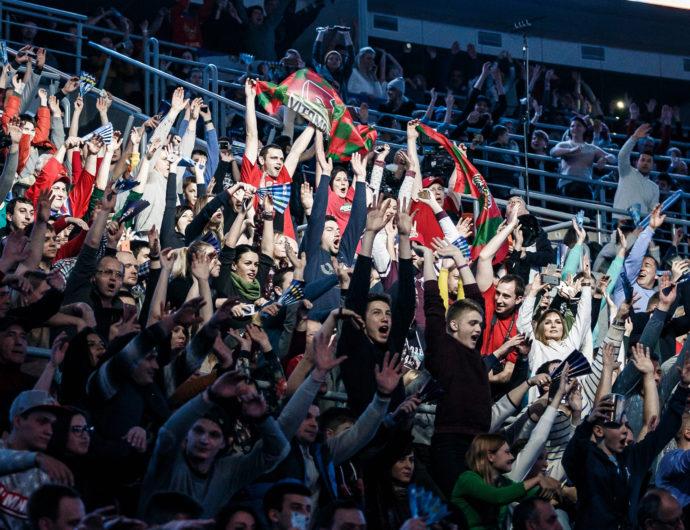 Выбор болельщиков. Алексей Швед и Энтони Гилл лидируют в голосовании на Матч Всех Звезд