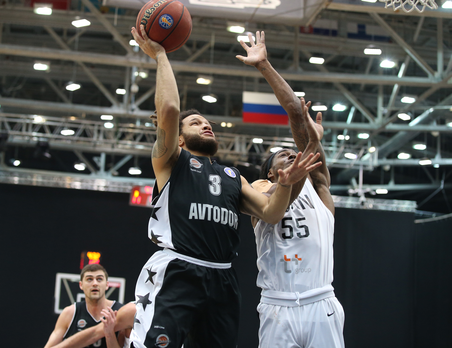 Avtodor Beats Nizhny, Moves Into Playoff Spot