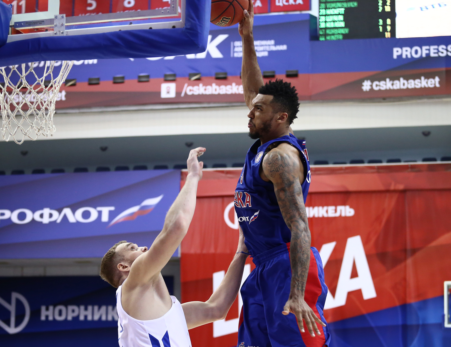 CSKA Puts Away Enisey Behind Bolomboy's Big Debut