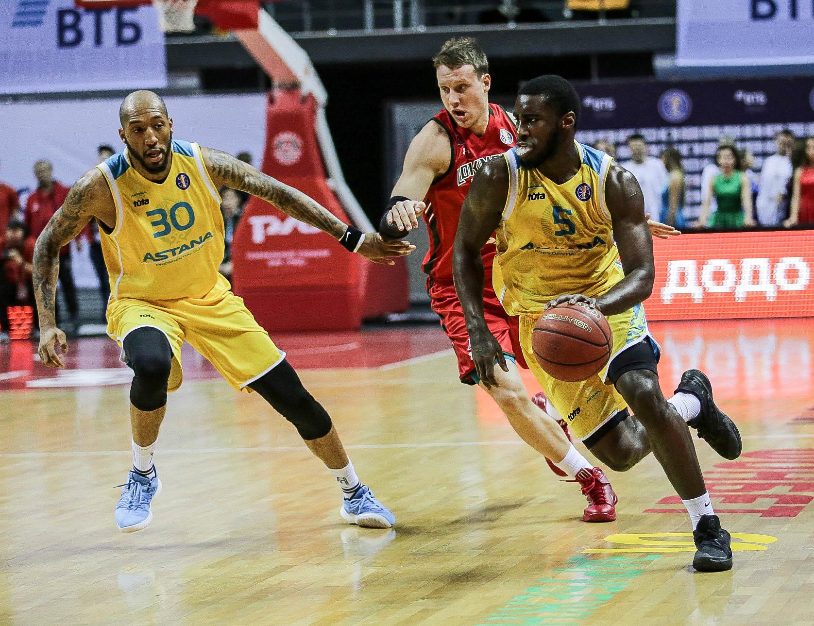 Невероятная «Астана» снова преподносит сенсацию – обыгран «Локо»