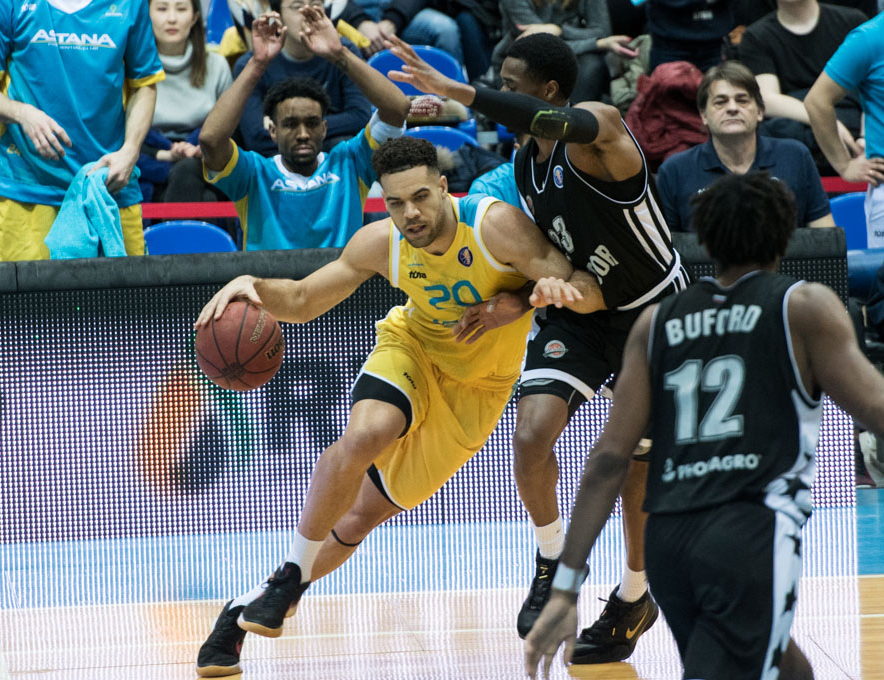 Astana Dominates Avtodor In OT, Grabs 7th Win