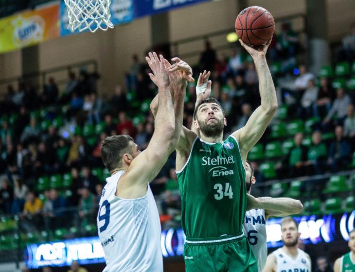 Zielona Gora Crushes PARMA To Snap 7-Game Skid