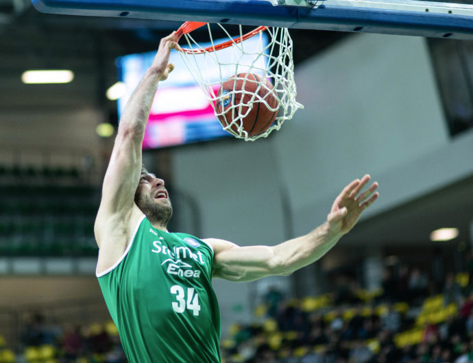 Zielona Gora vs. Enisey Highlights