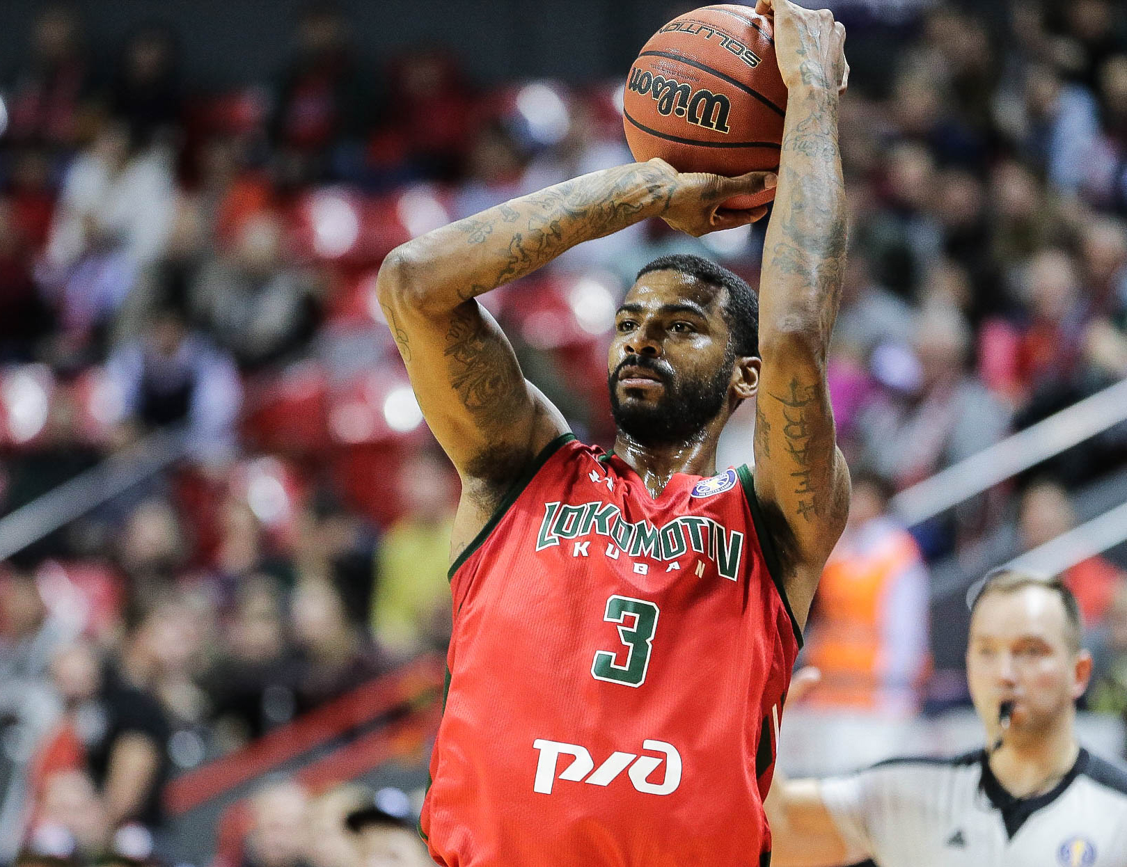 Dorell Wright Replaces Anthony Gill On The World Stars Roster