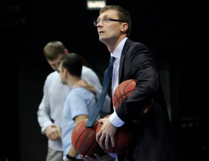Rostislav Vergun Named New Tsmoki-Minsk Head Coach