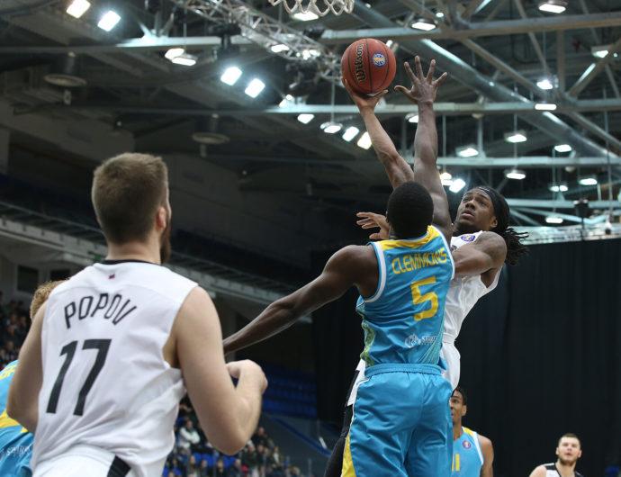 Nizhny Novgorod vs. Astana Highlights