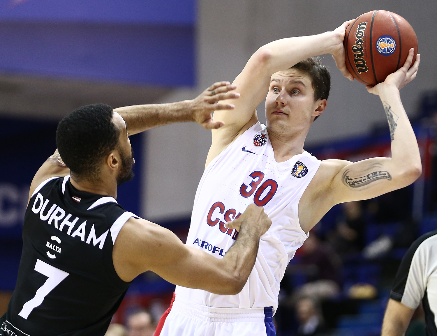 CSKA Opens New Year By Crushing VEF