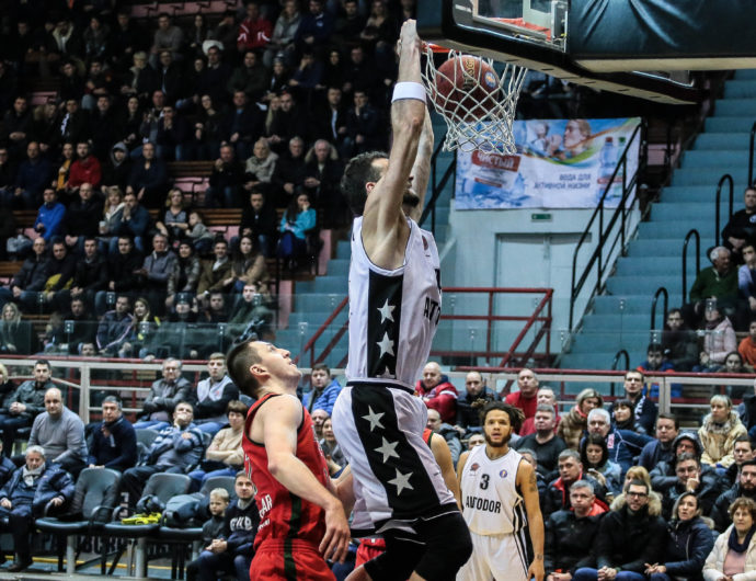 Avtodor vs. Lokomotiv-Kuban Highlights
