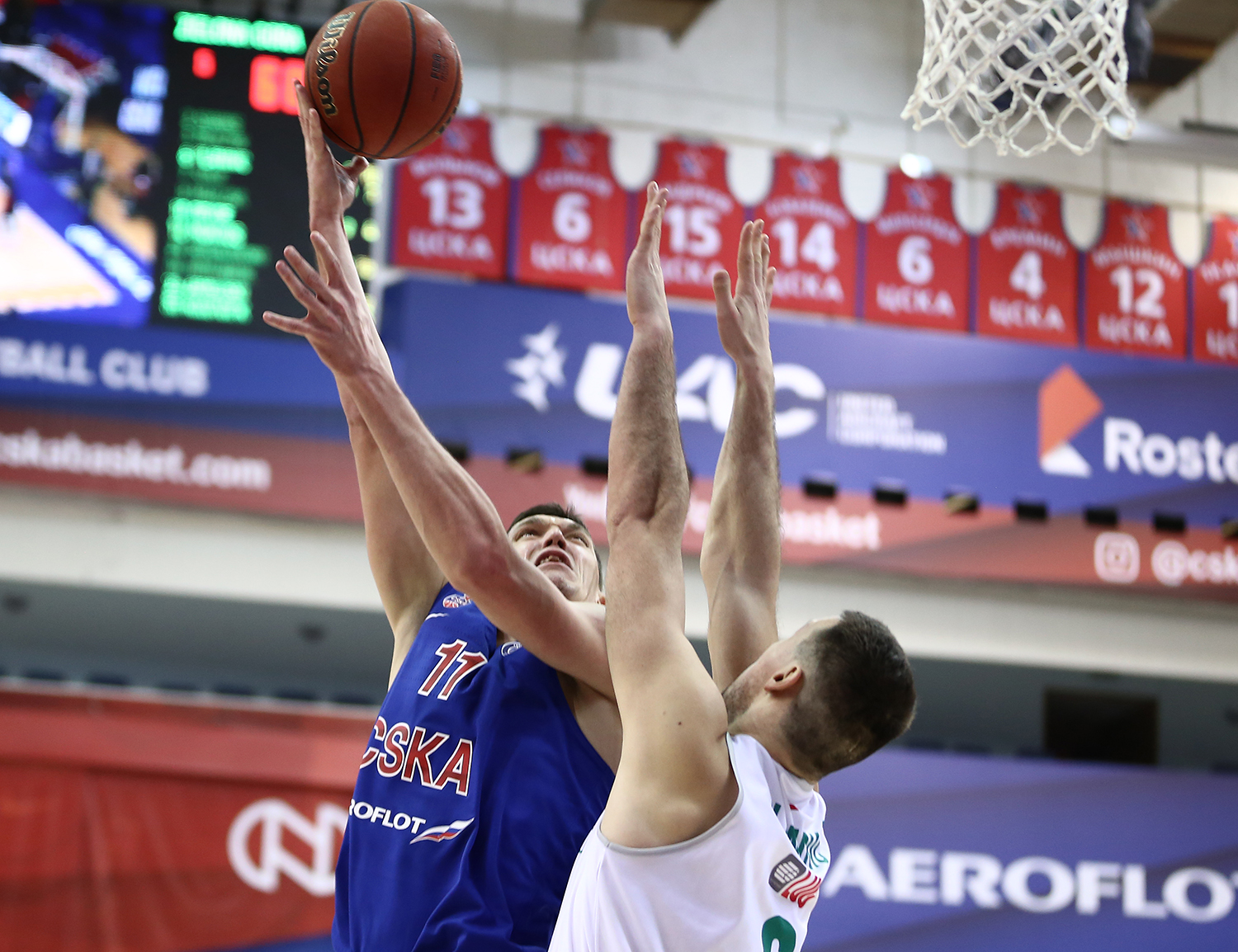 Zielona Gora Unable To Slow Down CSKA