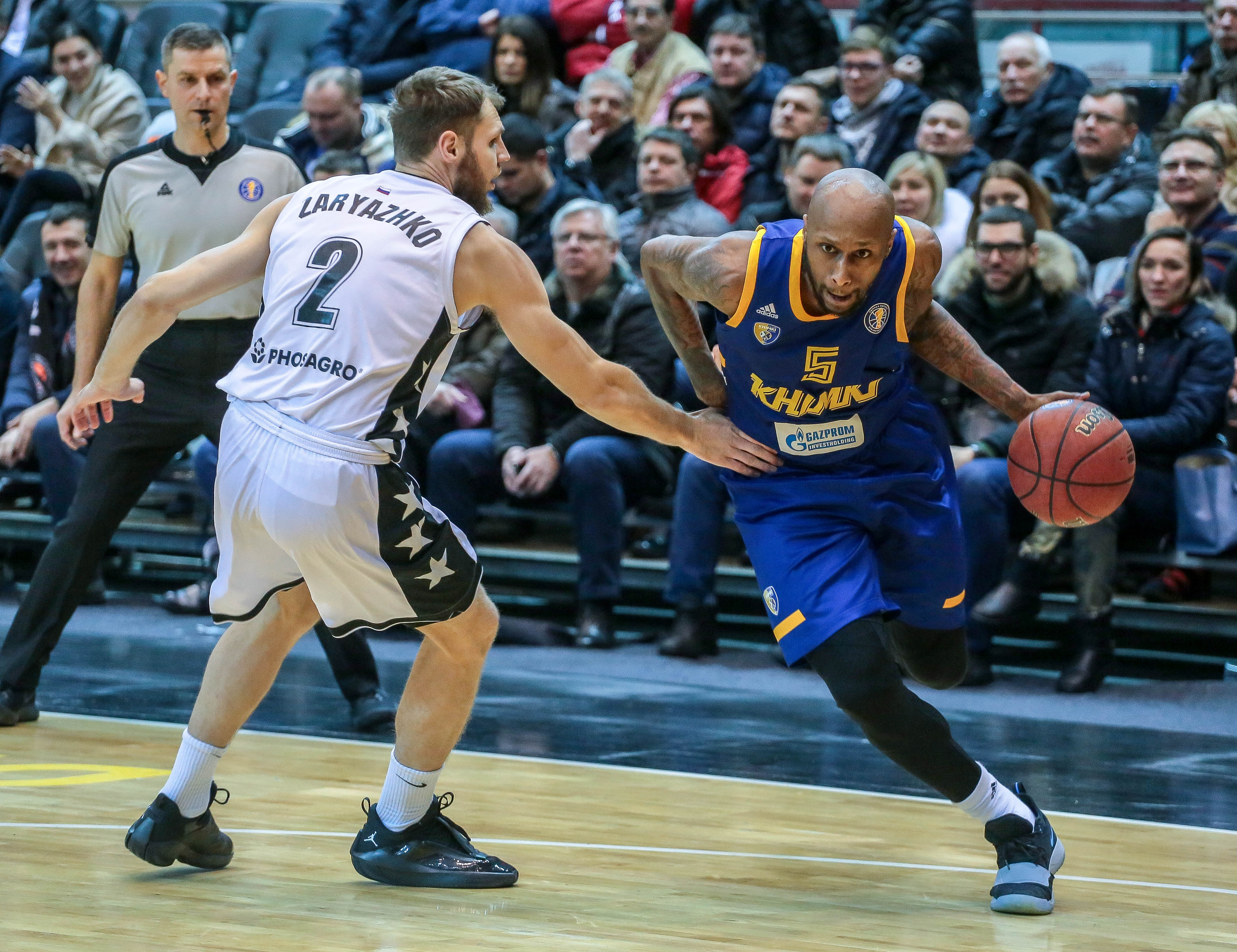 Kurtinaitis Returns, Khimki Dispatches Avtodor