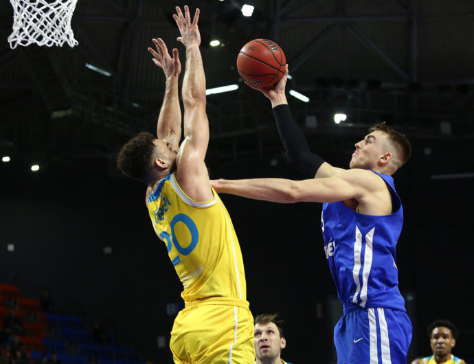 Enisey vs. Astana Highlights