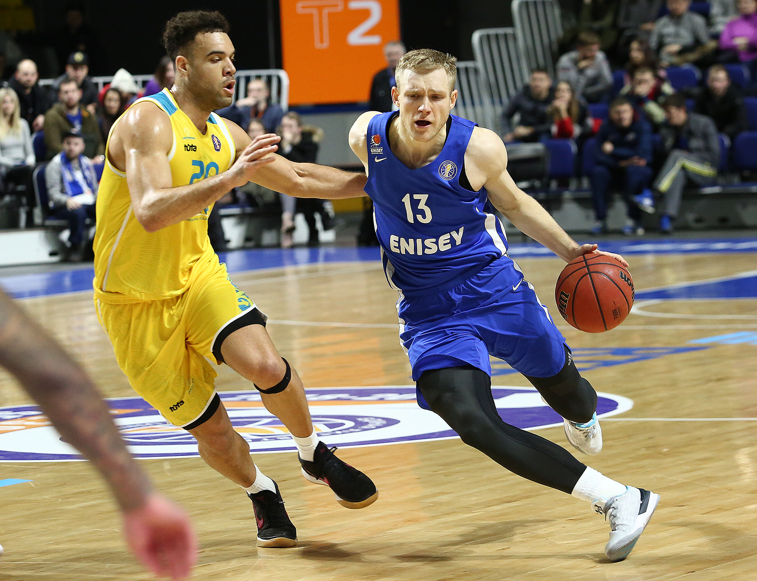 Enisey Deals Astana Third-Straight Loss