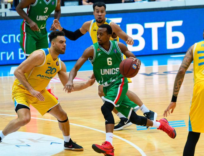 Astana vs. UNICS Highlights