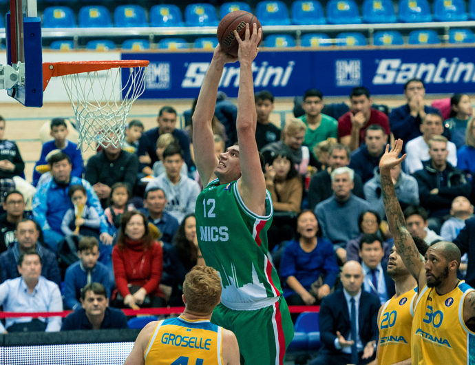 UNICS Clips Astana For 10th Win