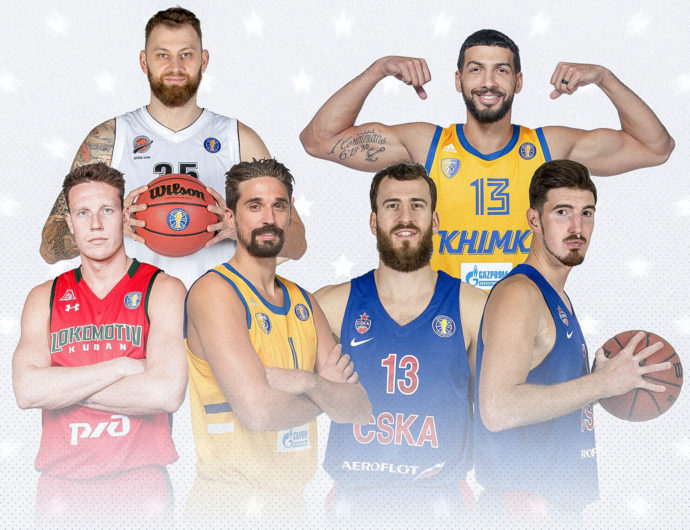 VTB United League Reveals All-Star Game Nominees