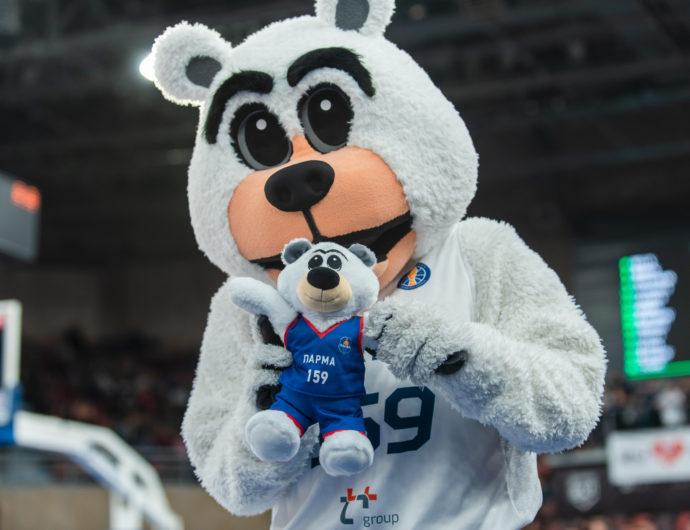 «ПАРМА» — ЦСКА. Лучшие моменты