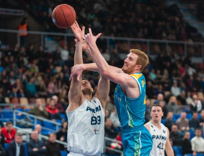 «Астана» удержала преимущество в Перми