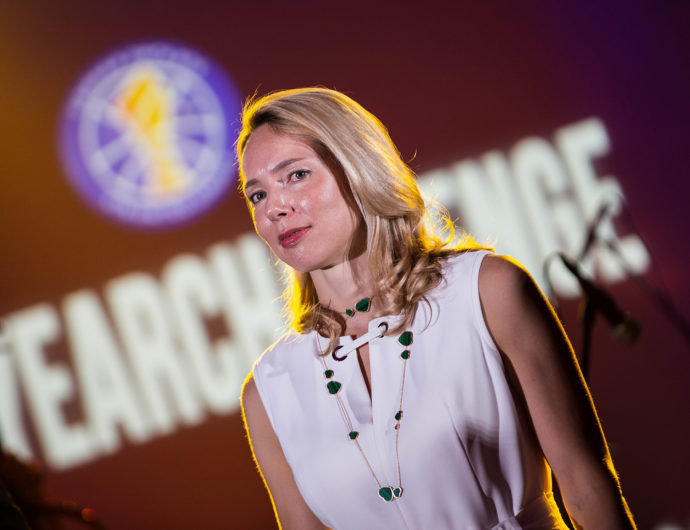 Илона Корстин: На «Матче звезд» воплотились все наши идеи
