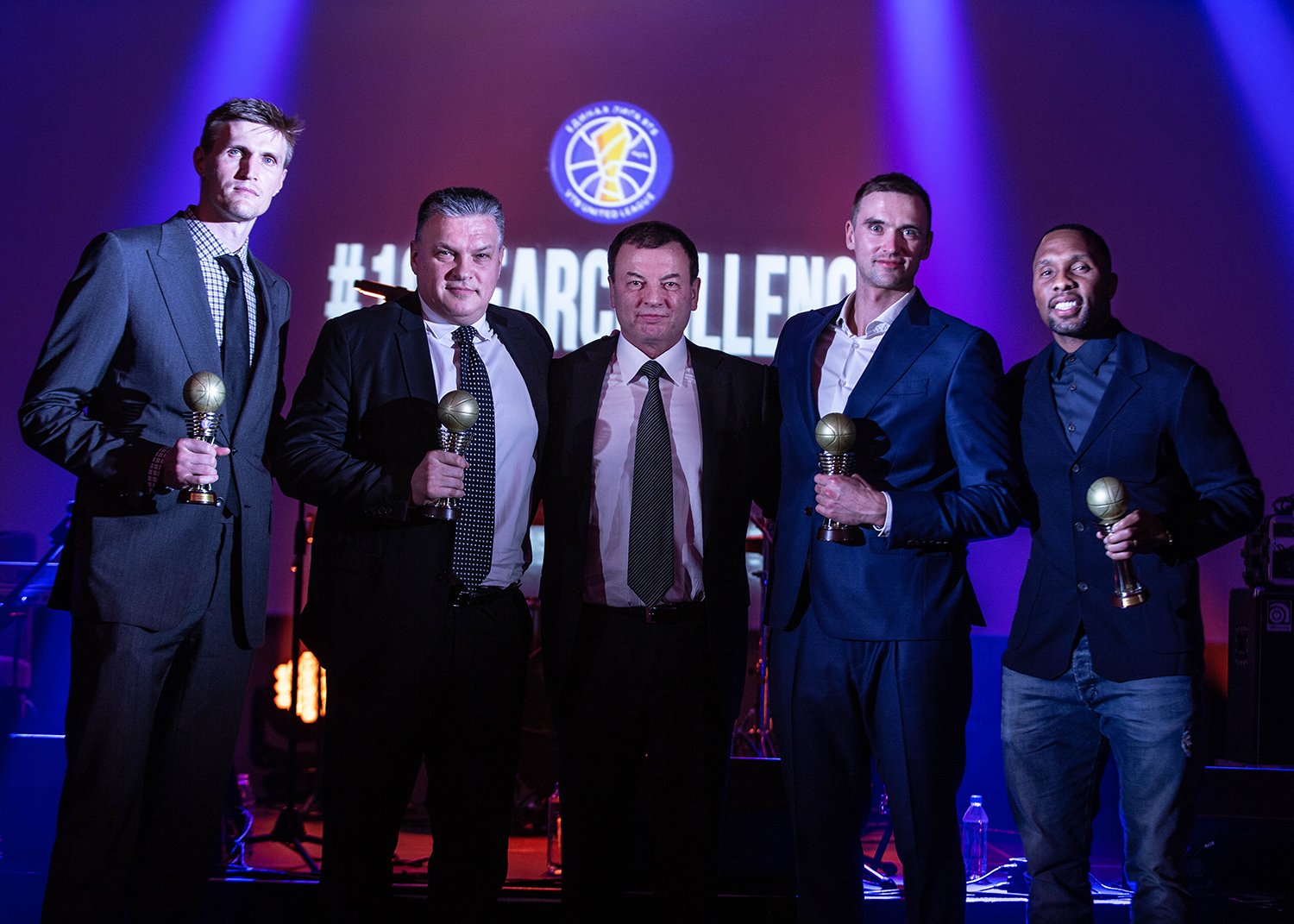 VTB United League Presents Hall Of Fame