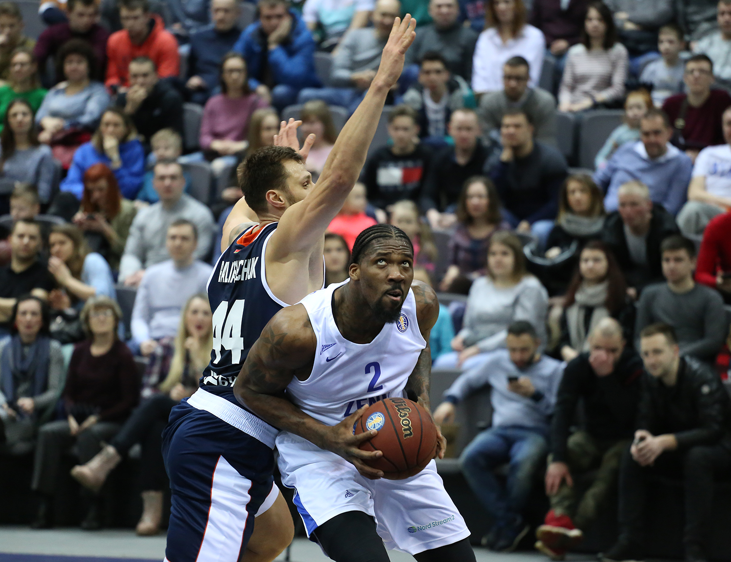 Zenit Cruises To 5th-Straight Win In Belarus