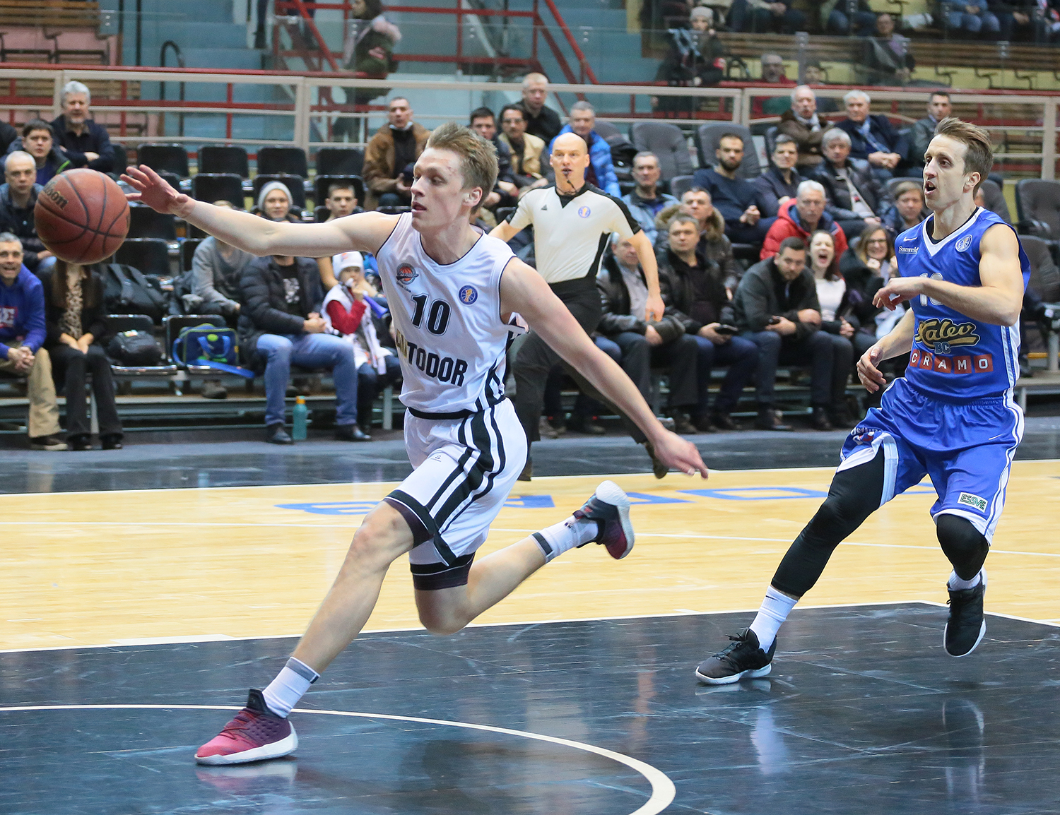 Avtodor Beats Kalev In Shootout, Takes Over 8th Place