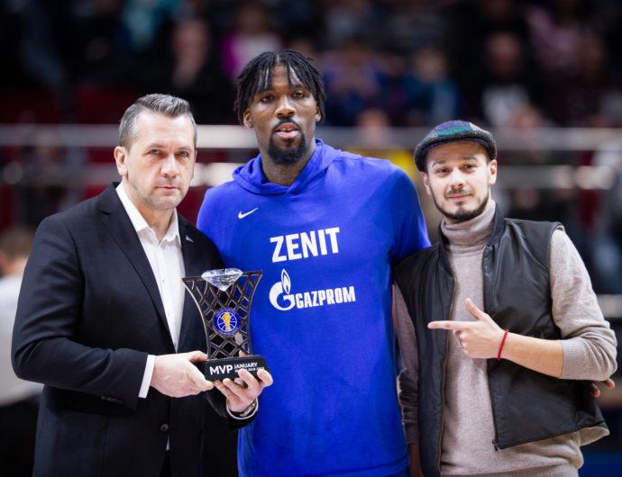 Джален Рейнольдс — MVP января