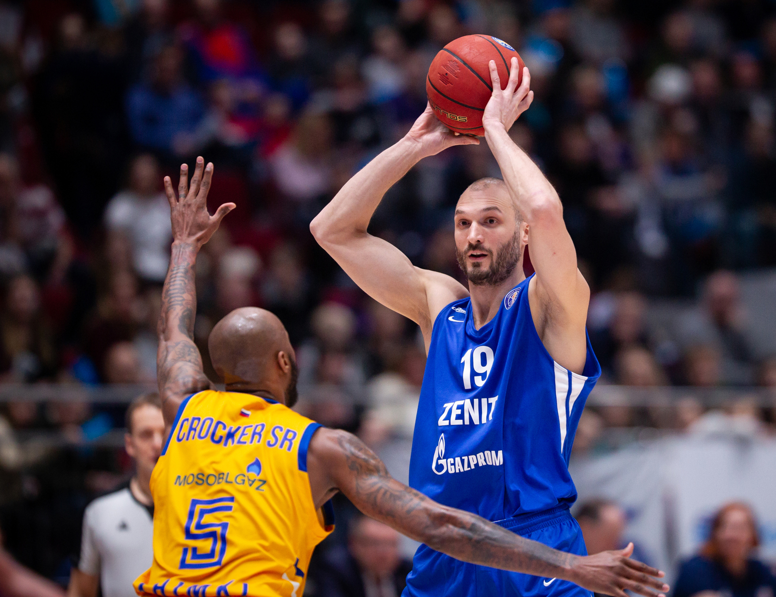 Zenit Streaks To 4th-Straight Win At Khimki's Expense