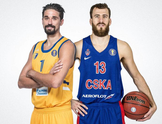 Game Of The Week: Khimki vs. CSKA
