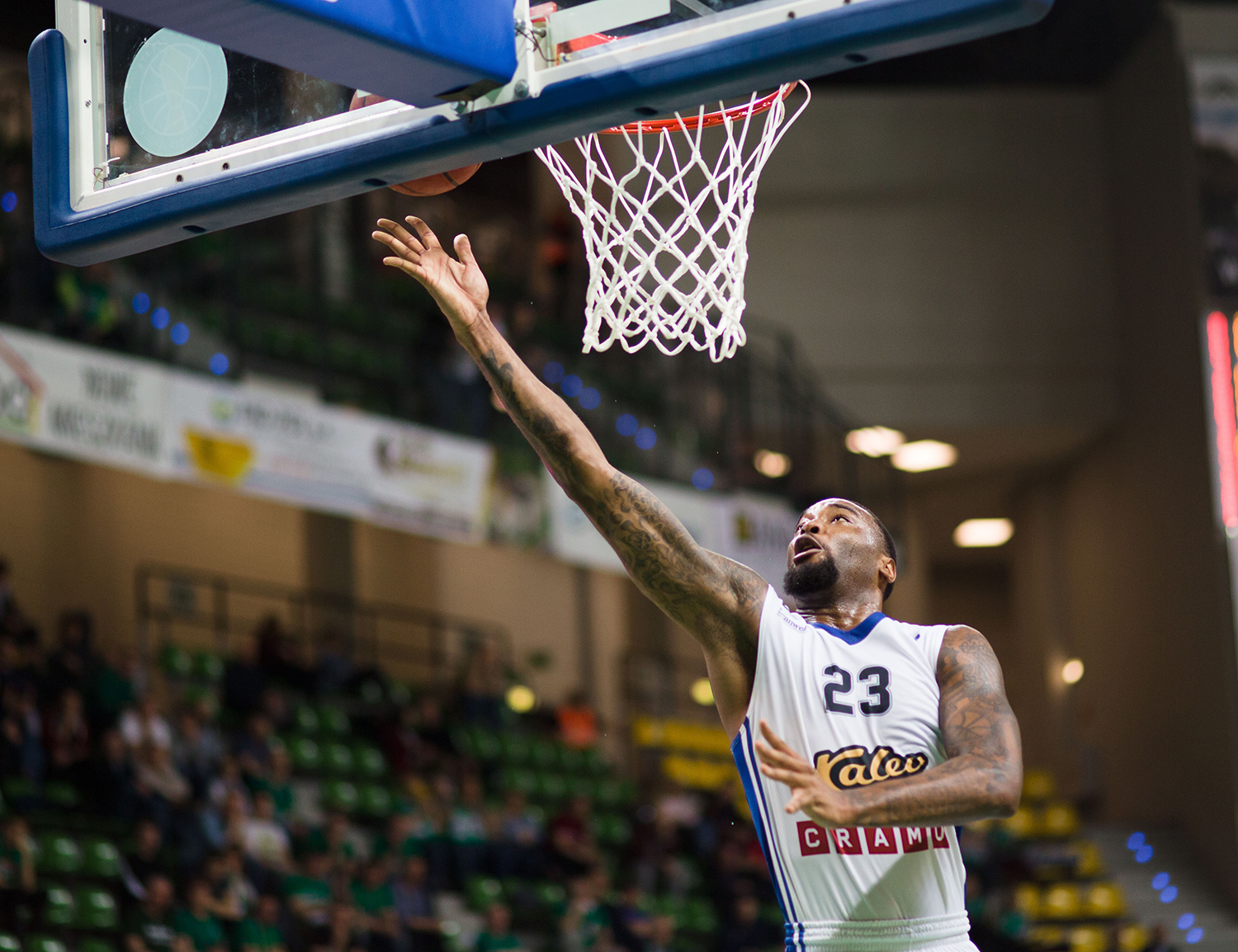 Kalev Sets Scoring Record, Inches Closer To Playoffs