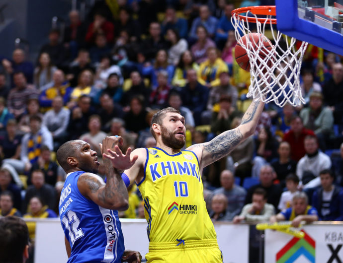 Dmitry Sokolov Returns To Khimki