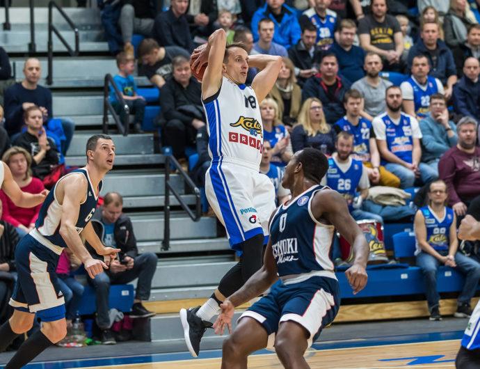 Kalev vs. Tsmoki-Minsk Highlights