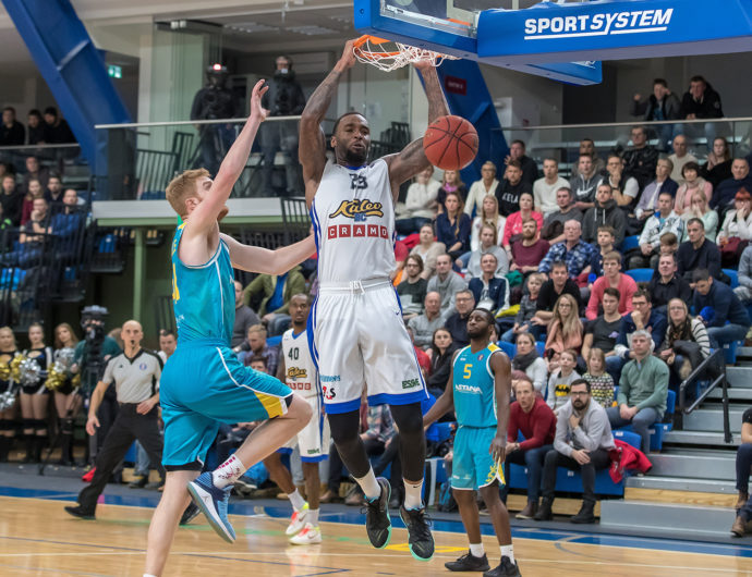 Kalev vs. Astana Highlights