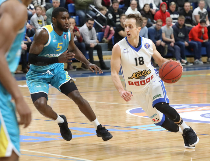 Kalev Trips Up Astana, Improves Playoff Odds