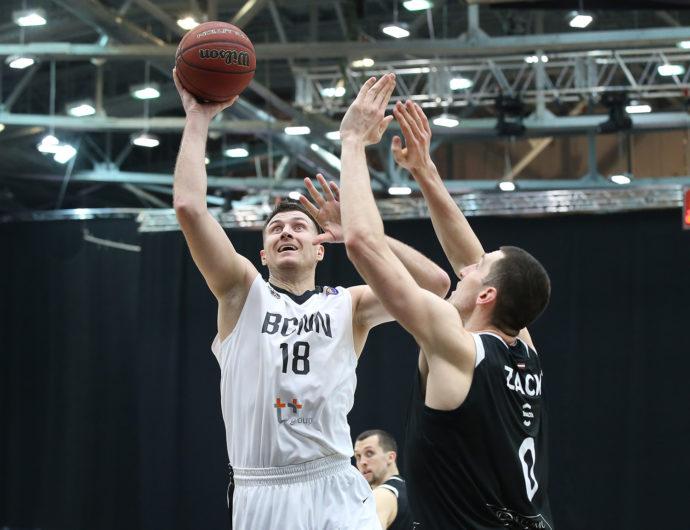 Nizhny Novgorod Snaps VEF's Streak, Perry Drops 31