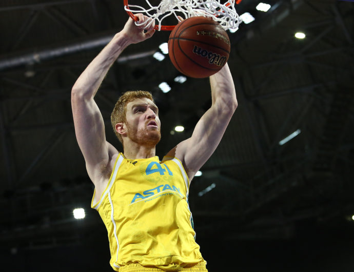 Astana Torches Tsmoki, Ties Club Record For Wins