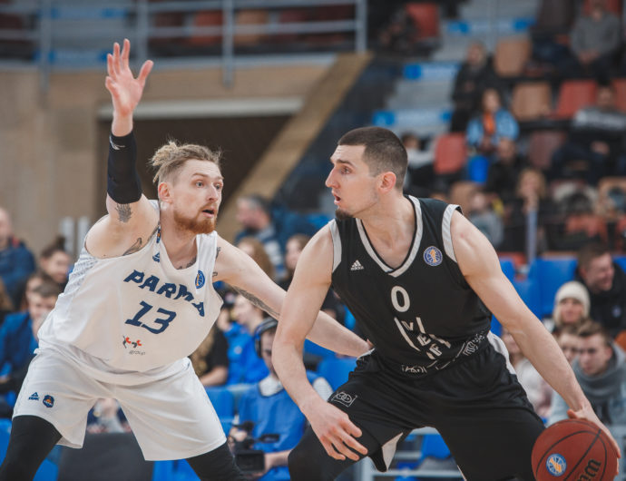 VEF Surges To 4th-Straight Win At PARMA's Expense