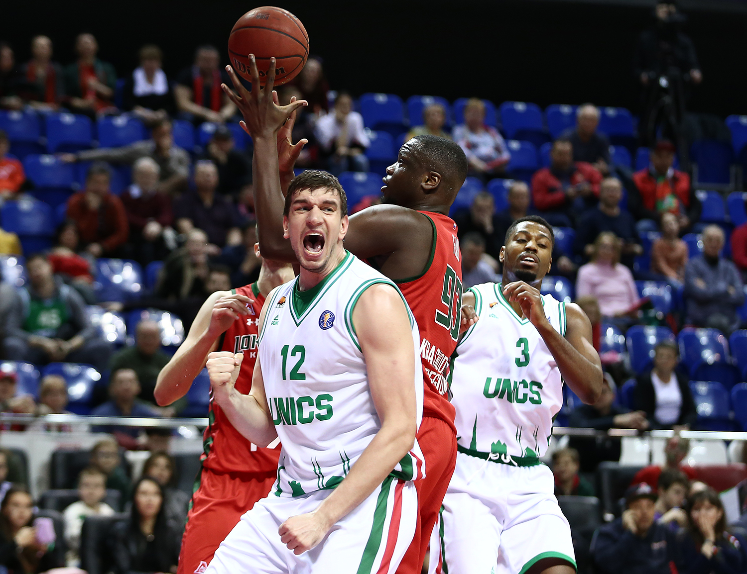 Week 21 In Review: UNICS Protects 2nd Place In Krasnodar, VEF Continues To Surprise