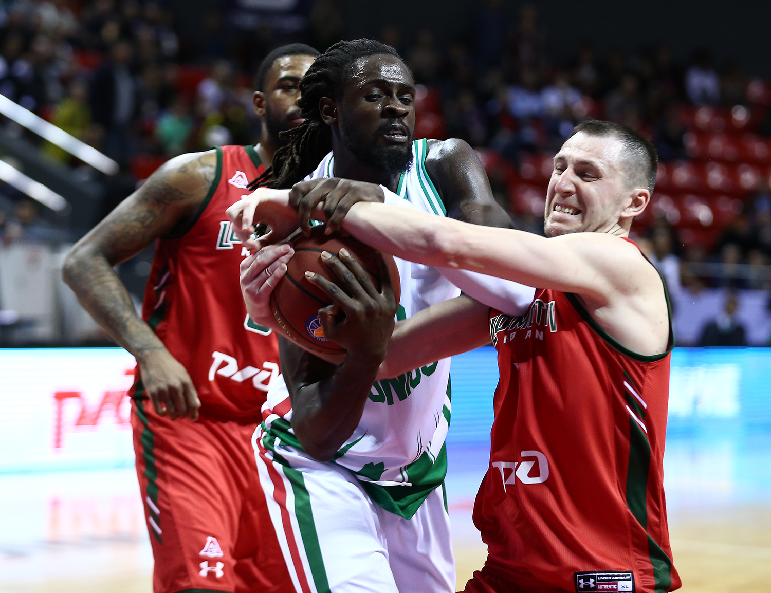 UNICS Erases 16-Point Deficit In Krasnodar To Stay In 2nd Place