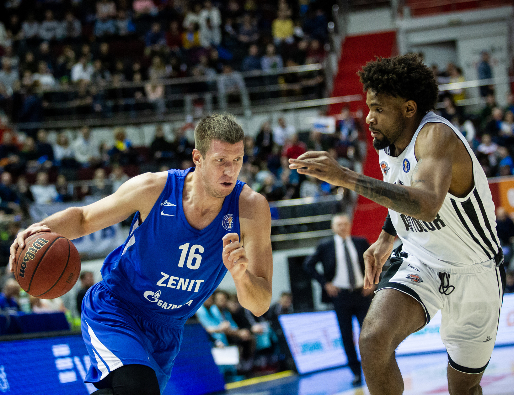 Zenit Blows Out Avtodor, Bounces Visitors From Top-8