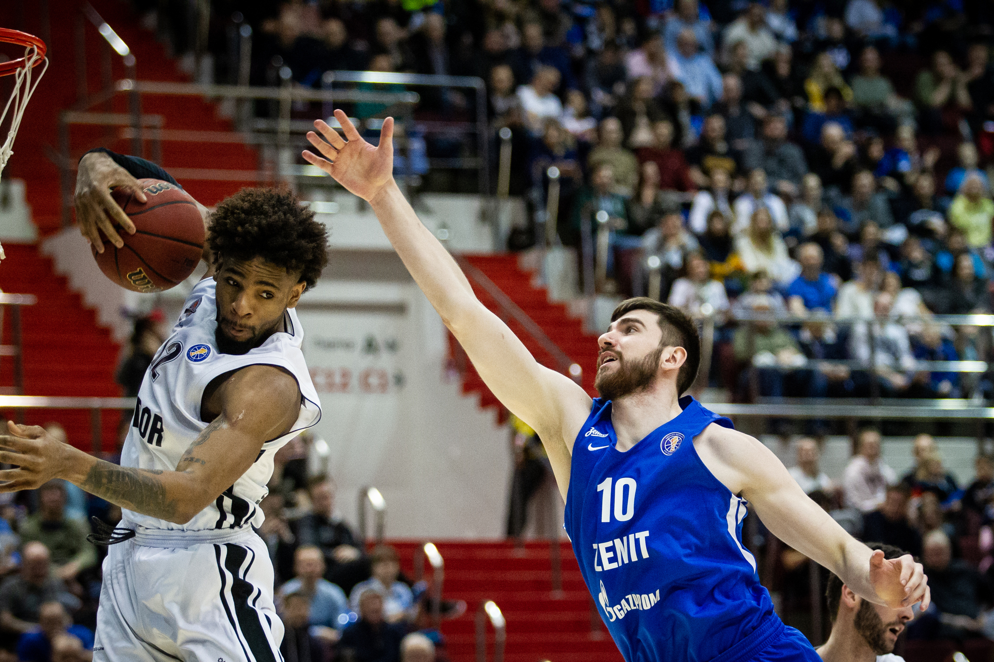 Week 20 In Review: Kalev Passes Avtodor In Playoff Race, Antonov Joins Club 2000