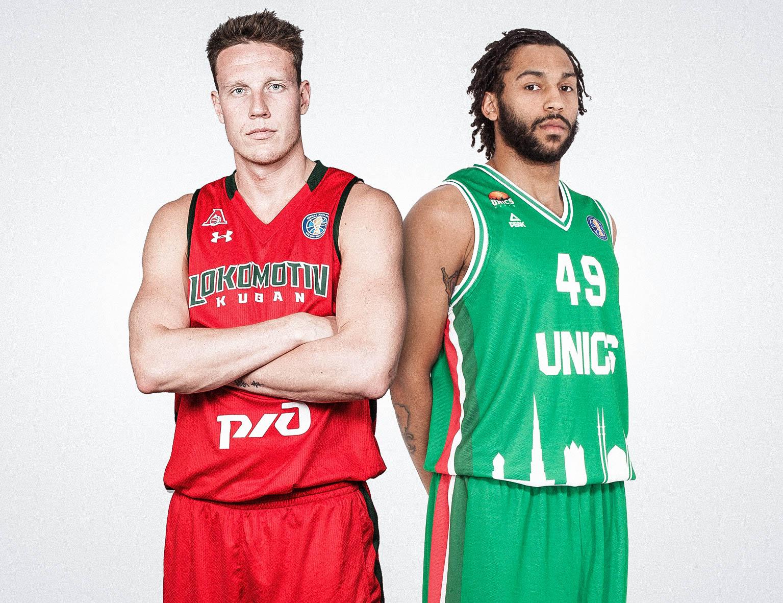 Game Of The Week: Lokomotiv-Kuban vs. UNICS