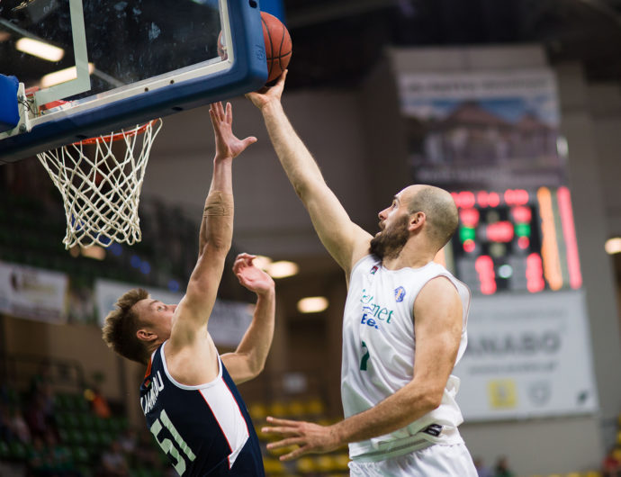 Zielona Gora vs. Tsmoki-Minsk Highlights