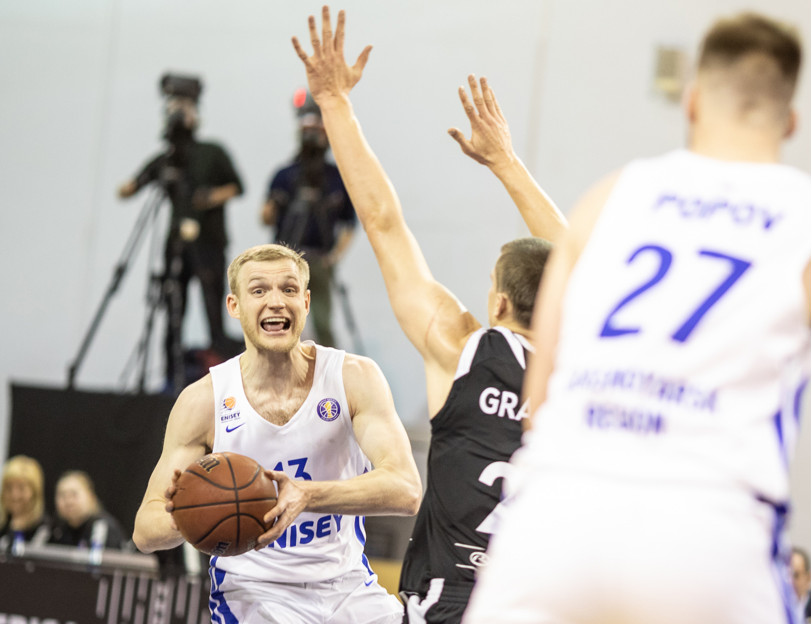 Enisey Slips By VEF, Now Tied For 9th