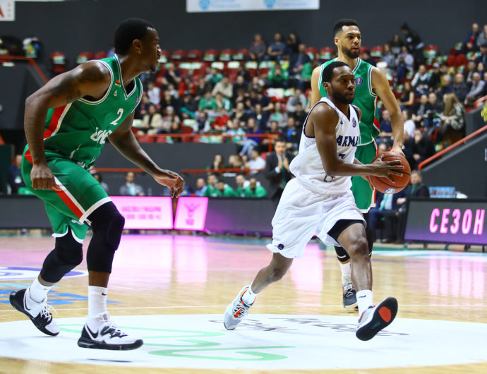 UNICS Loses To PARMA, Loses Regular-Season Title