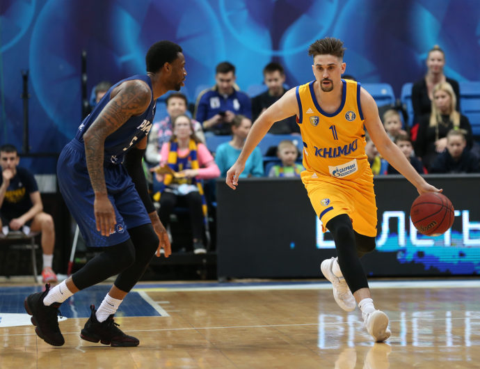 Khimki Beats PARMA By Season-Best 34