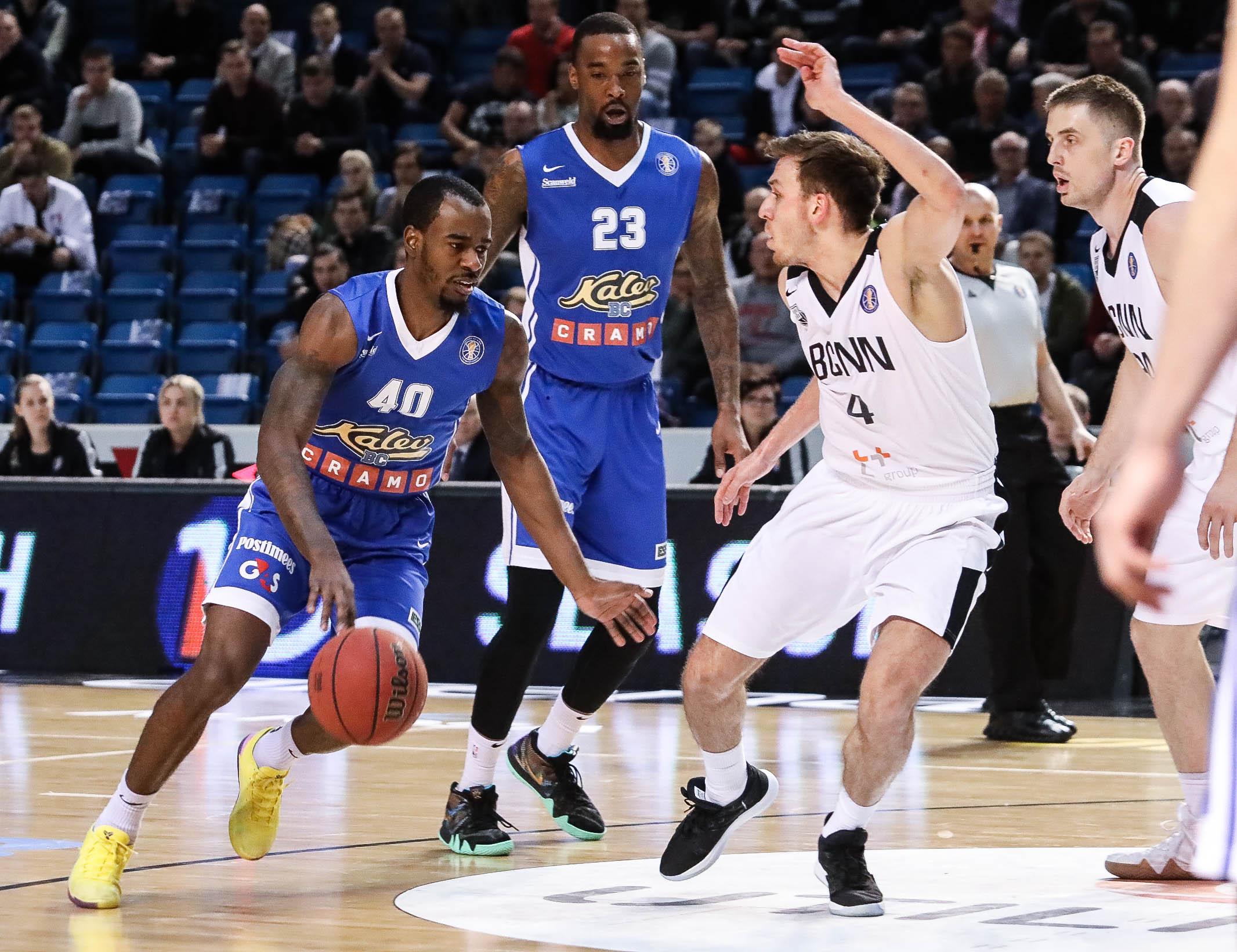 Kalev Clips Nizhny Novgorod, Grabs 7th Place