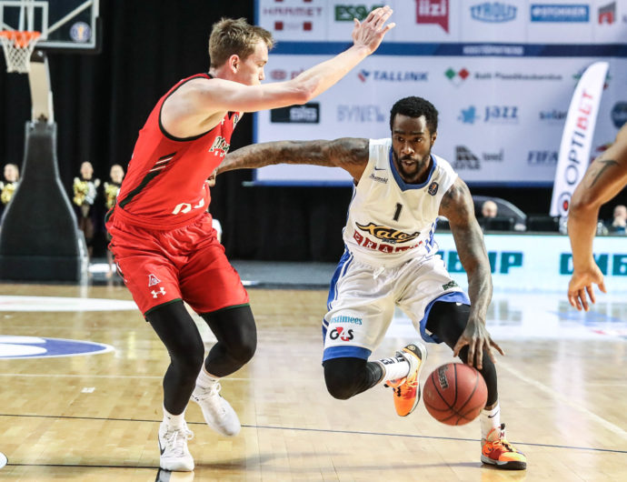 Kalev Sweeps Lokomotiv, Can Finish 6th